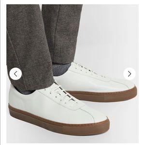 Grenson White Tennis Sneaker